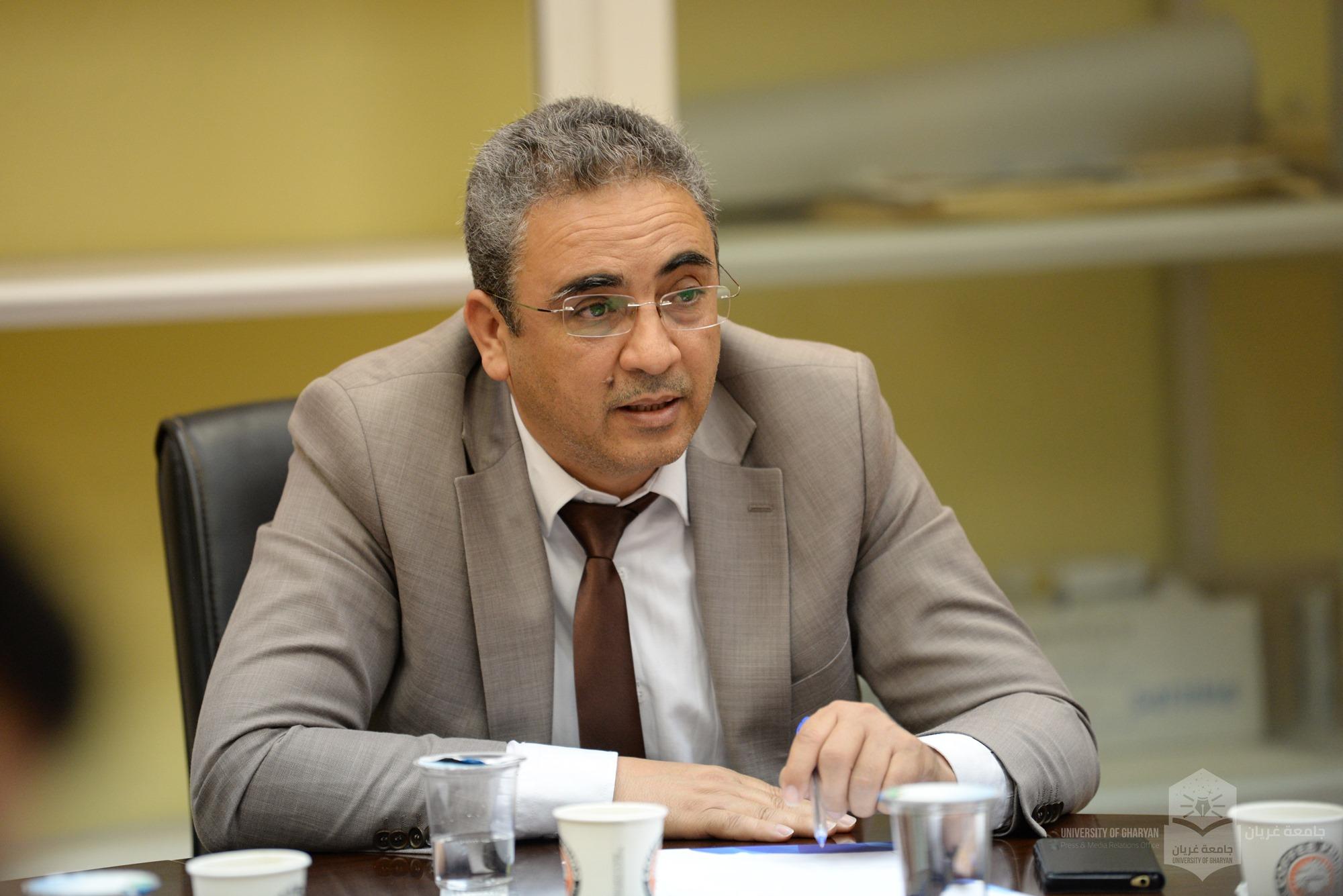 Dr. Mohammed Ebrahim Ghoma