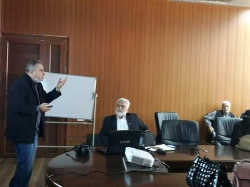 نظمت مراقبة تعليم غريان وبرعاية جامعة غريان محاضرة تثقيفية بعنوان ( شخصية المعلم ودورها في العملية التعليمية)
