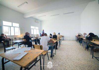 امتحان المفاضلة للاولمبياد الليبي للرياضيات
