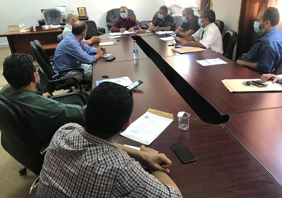 مجلس كلية الهندسة بجامعة غريان يقر رسميا إدراج مادة ريادة الاعمال ضمن المقررات الدراسية بالكلية